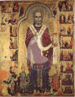 Διεθνή έκθεση αφιερωμένη στον άγιο